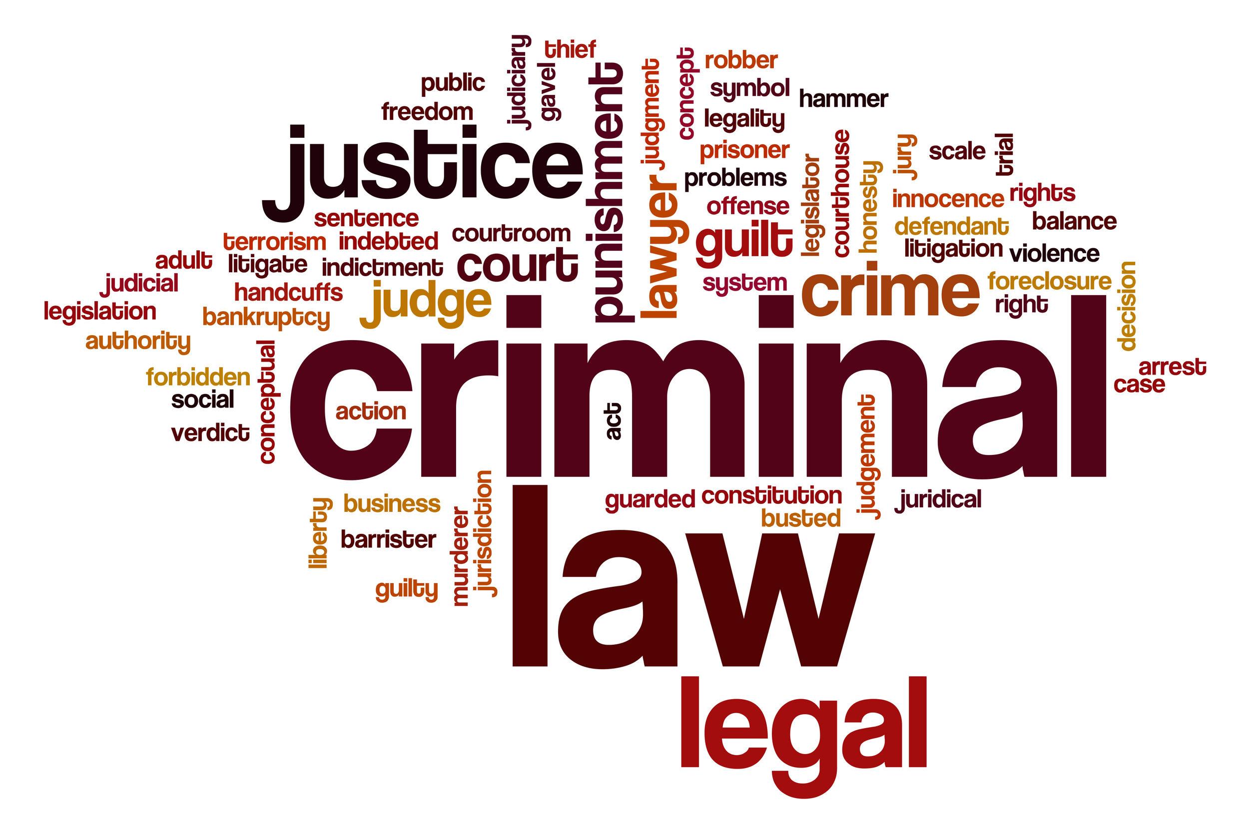 Criminal Law, Traffic Law - Michael Mason Lawyers